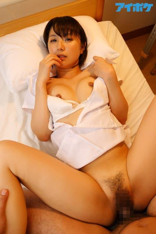 上品な看護師が下品なSEX、夏川あかり (13)