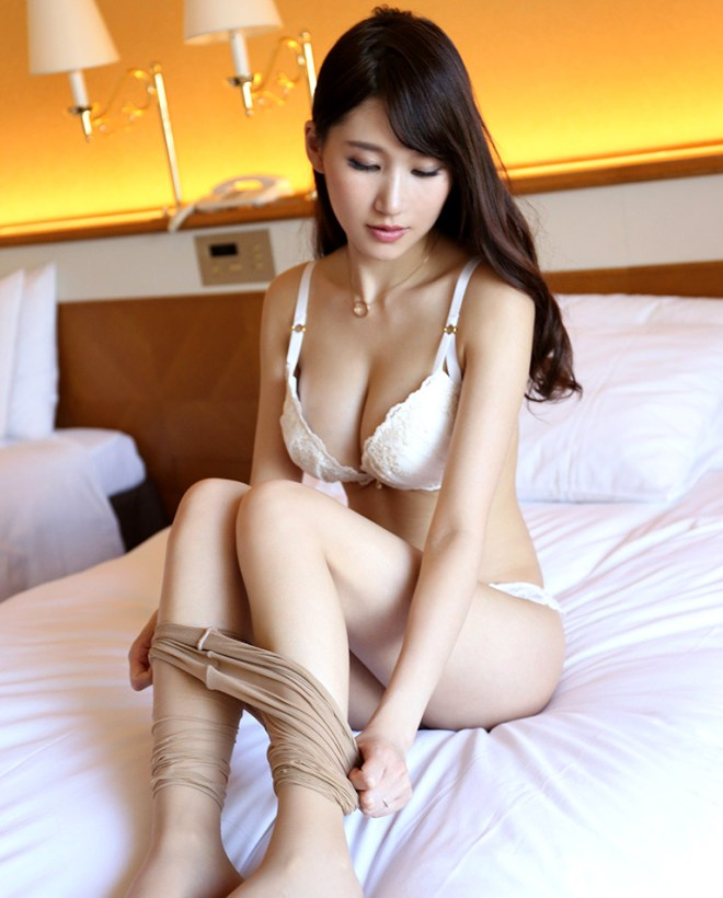 清純な女の子が濃厚なSEX、三原ほのか (3)