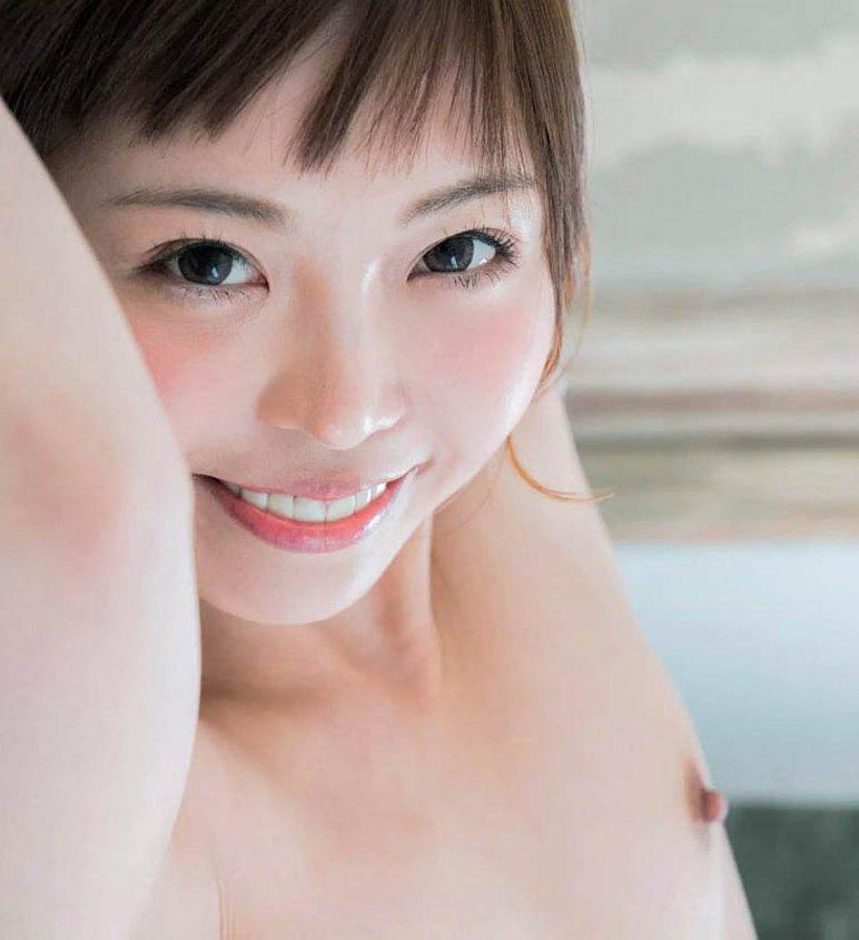 水鳥文乃、天真爛漫なショートカット美少女の肉欲溢れるセックス