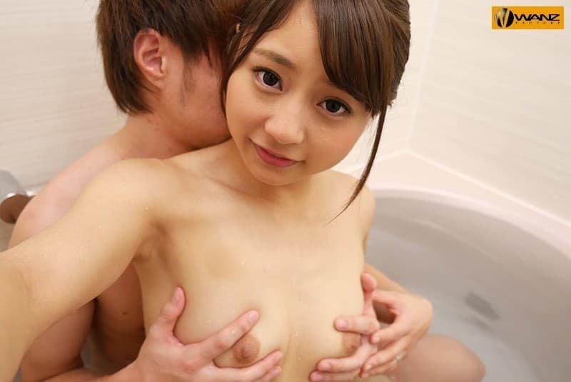 可愛い女子大生が淫乱SEX、河南実里 (15)