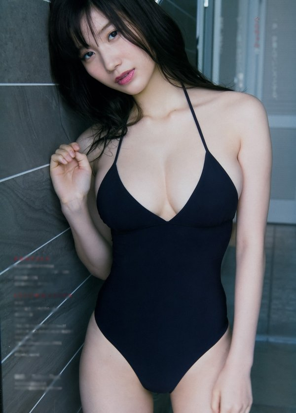 可愛い顔でエロボディの、小倉優香 (13)