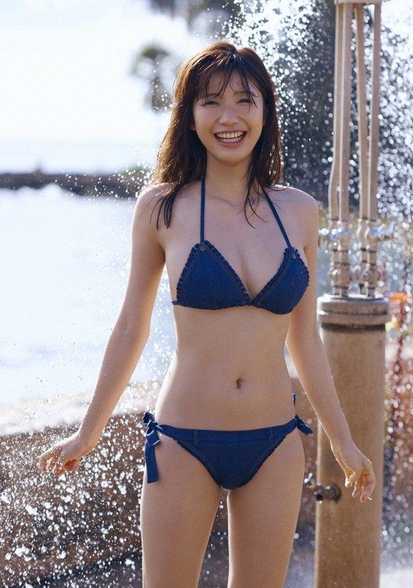 可愛い顔でエロボディの、小倉優香 (7)