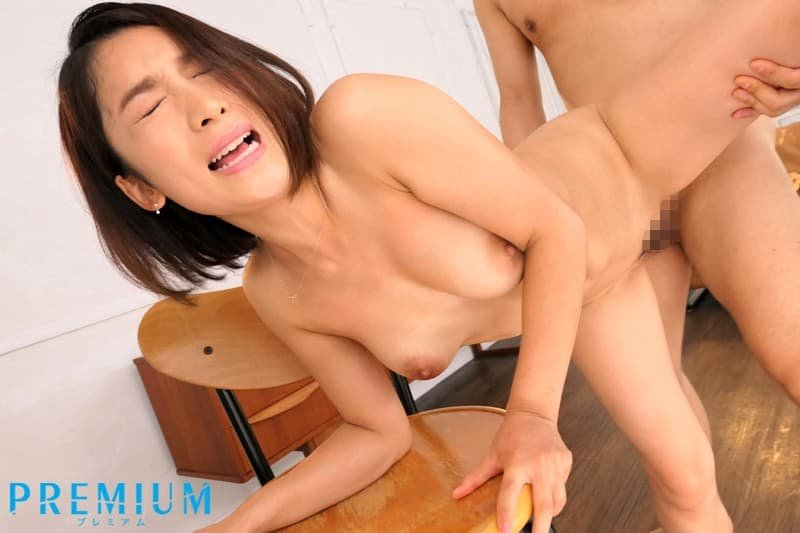 清潔感のある美女が淫乱なSEX、濱松愛季 (18)