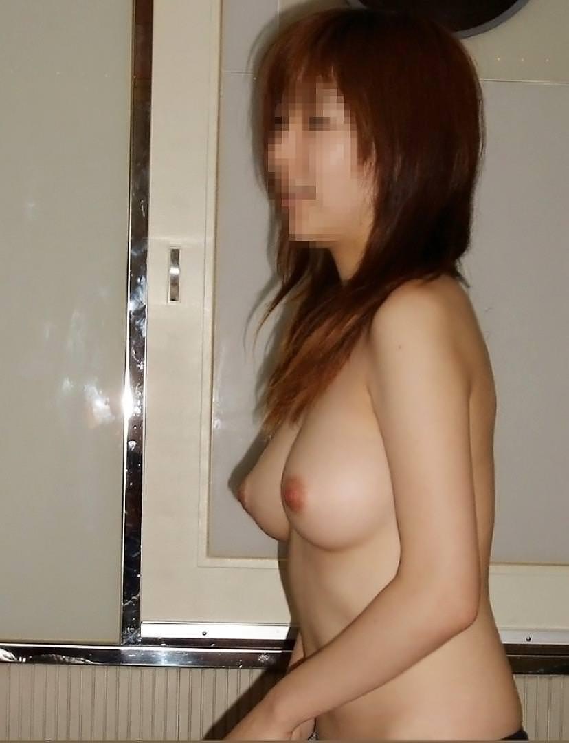 自宅やラブホで彼女の裸を撮っちゃう (4)
