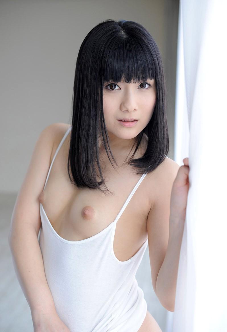 黒い髪の可愛い女の子 (7)