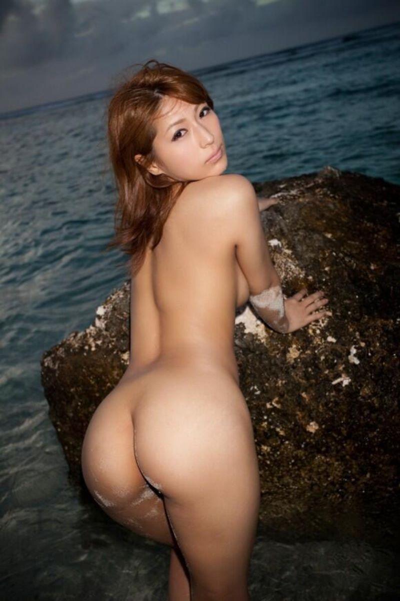 スベスベ肌の綺麗なヒップ (7)