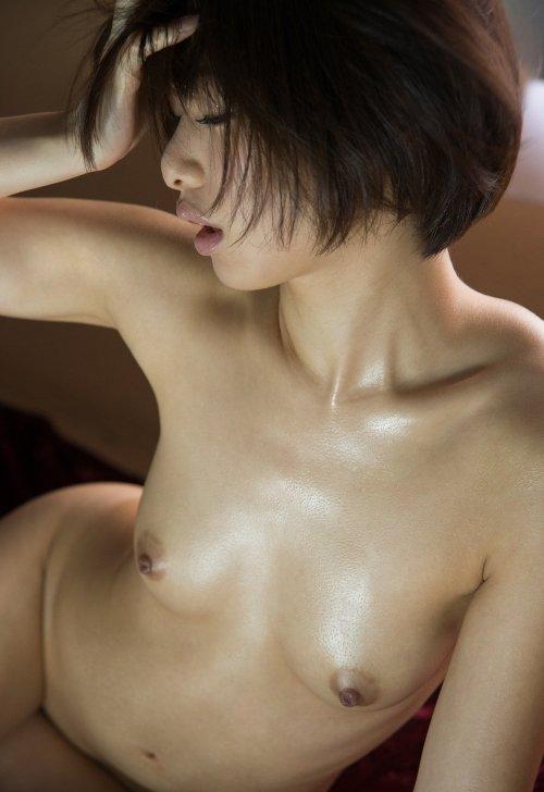 キュートな美人が小悪魔SEX、川上奈々美 (5)