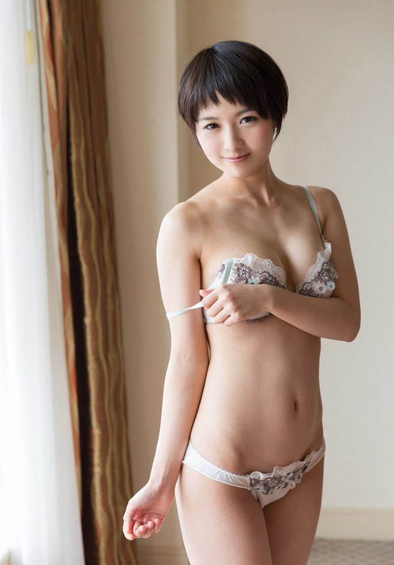 ボーイッシュな女の子が絶頂SEX、向井藍 (3)