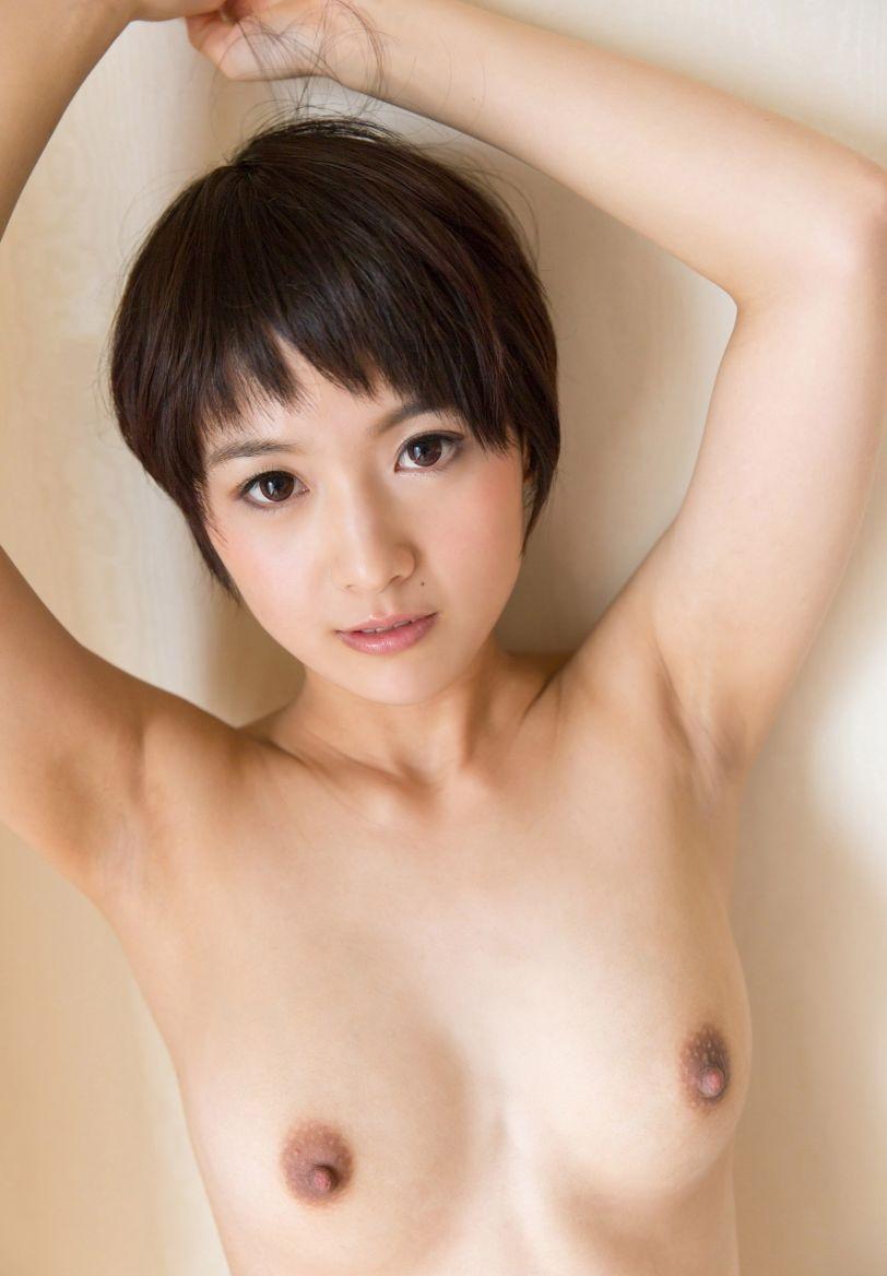 ボーイッシュな女の子が絶頂SEX、向井藍 (4)