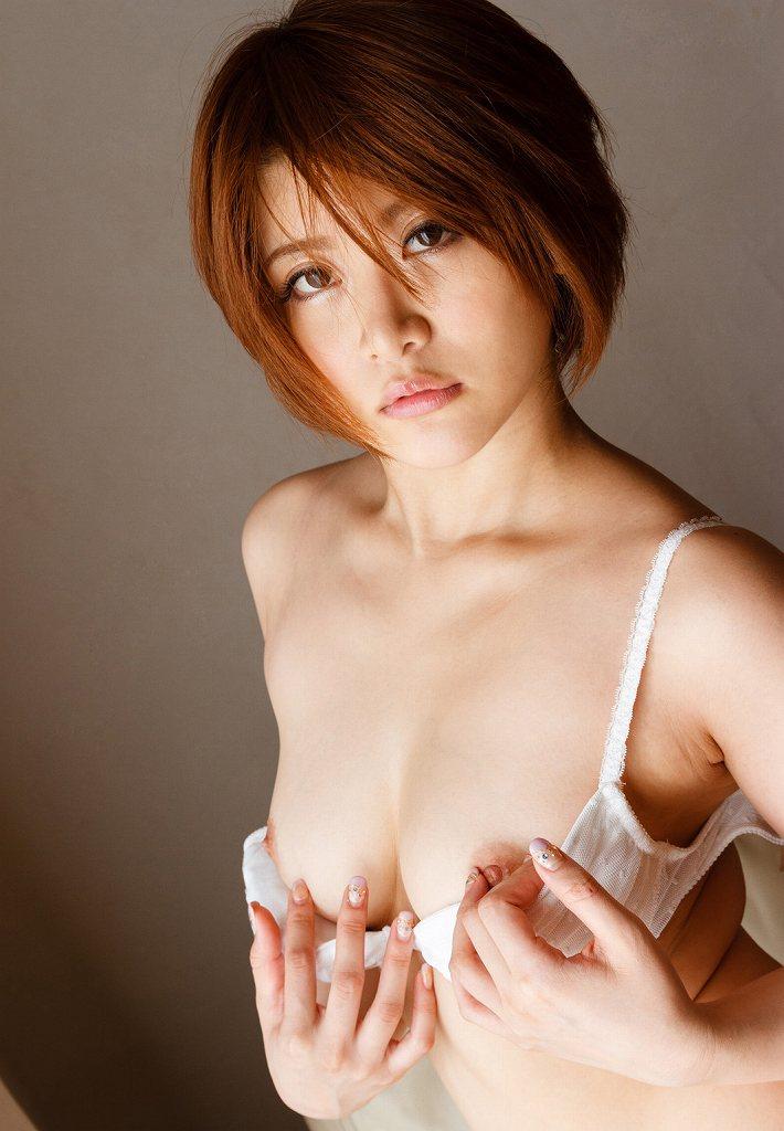 アイドルからAV女優になってSEXを堪能する、推川ゆうり (2)