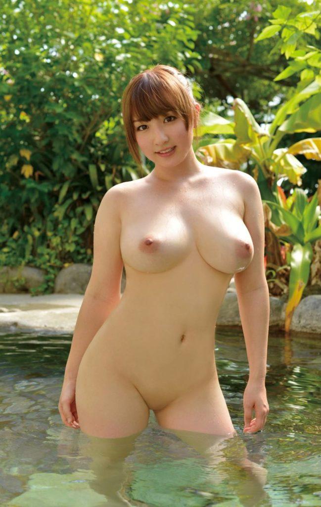 ぽっちゃり女子のセクシーボディ (9)