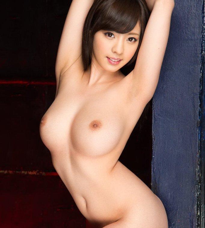 S字カーブが美しい全裸の女の子たち (1)