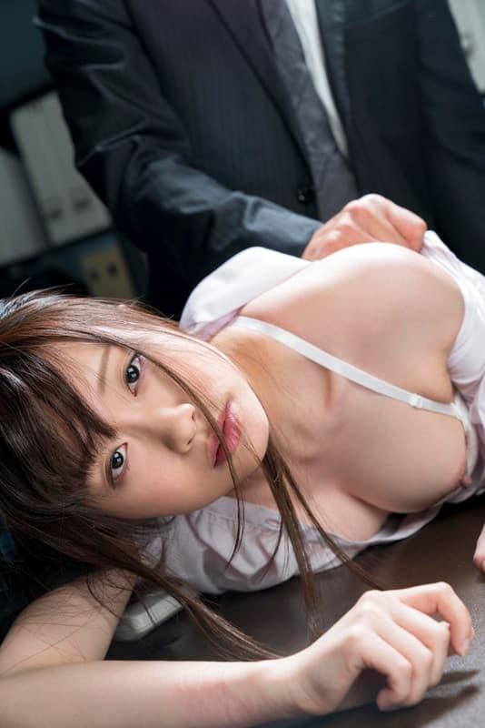 オナニー大好きな美女が激しいSEX、桐山結羽 (15)