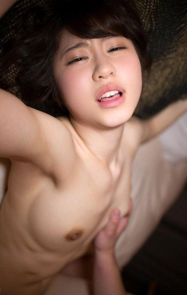 可愛いのに淫乱なSEXをする、沖田里緒 (20)
