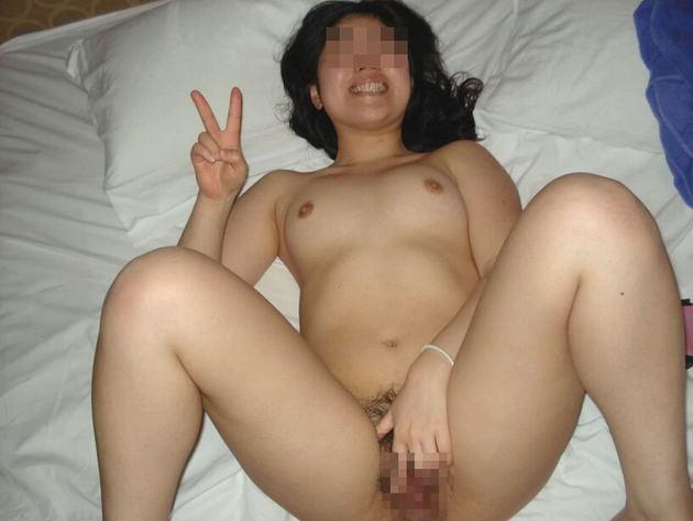 テンションが上がった素っ裸の素人さん (6)
