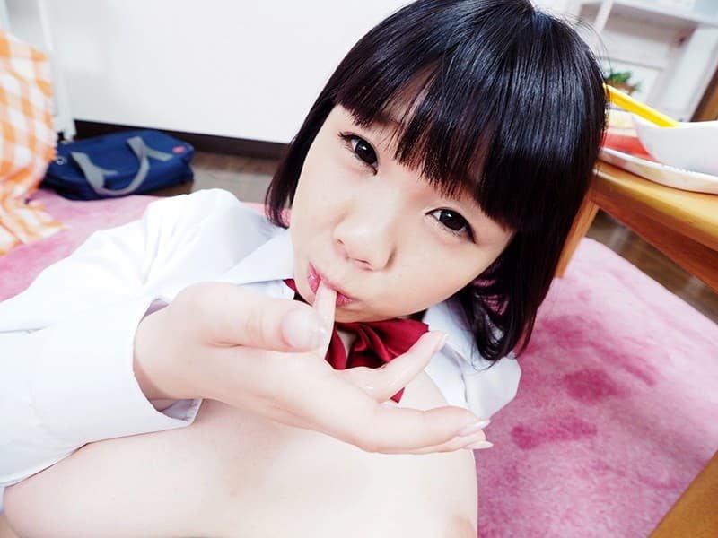 巨乳で可愛い子が濃厚なSEX、雛菊つばさ (13)