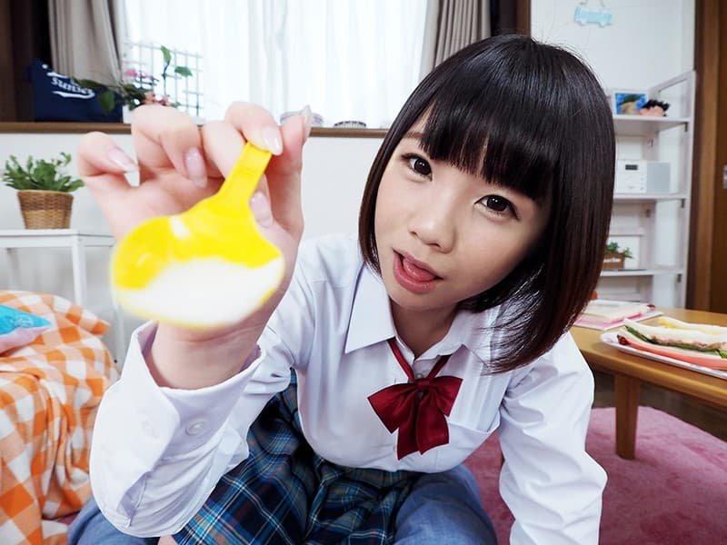 巨乳で可愛い子が濃厚なSEX、雛菊つばさ (2)