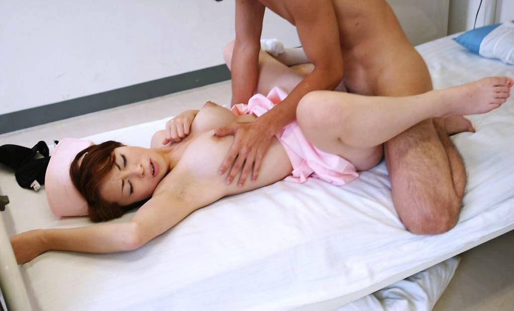 看護婦さんとSEXしたくなる画像 (9)