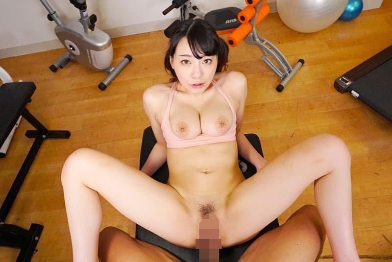 童顔巨乳のマゾ娘が濃厚なSEX、天野美優 (19)