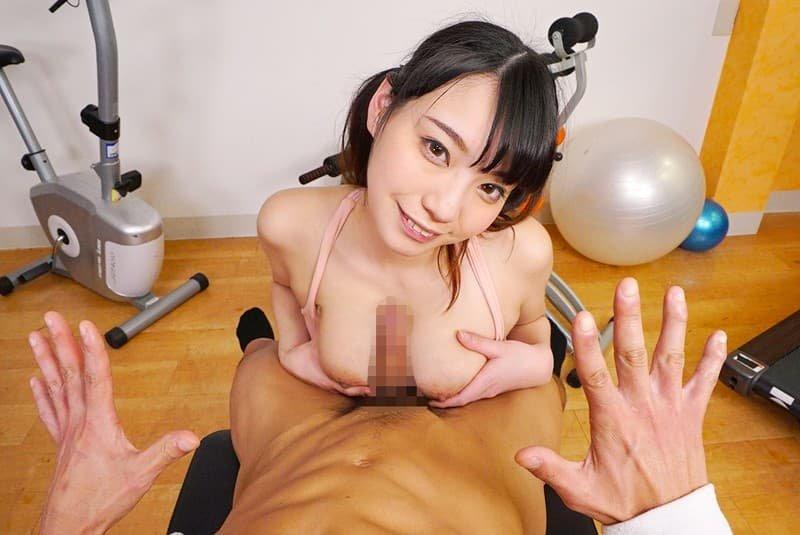 童顔巨乳のマゾ娘が濃厚なSEX、天野美優 (17)
