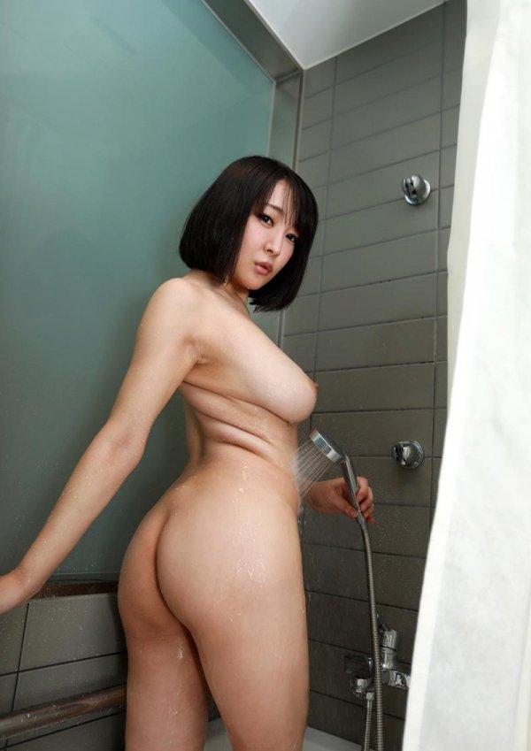 ムチムチ巨乳を揺らして濃厚SEX、羽生ありさ (10)