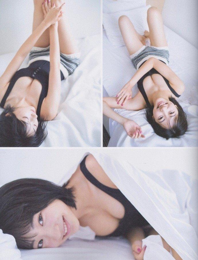 華奢なボディで猫っぽい顔の可愛い女優、武田玲奈 (8)