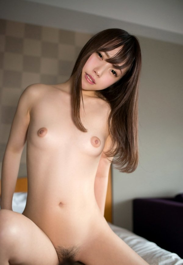 幼児体型の女子大生が早漏SEX、愛瀬美希 (20)