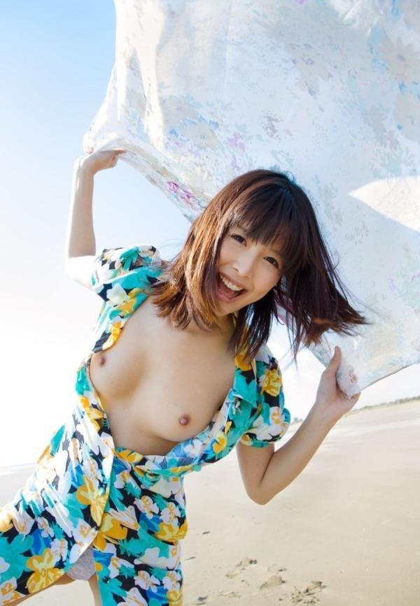 スレンダー美少女の絶品SEX、葵つかさ (2)