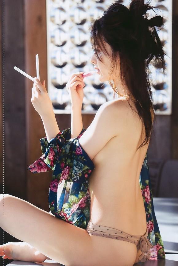 可愛い芸能人たちの美しいお尻 (10)