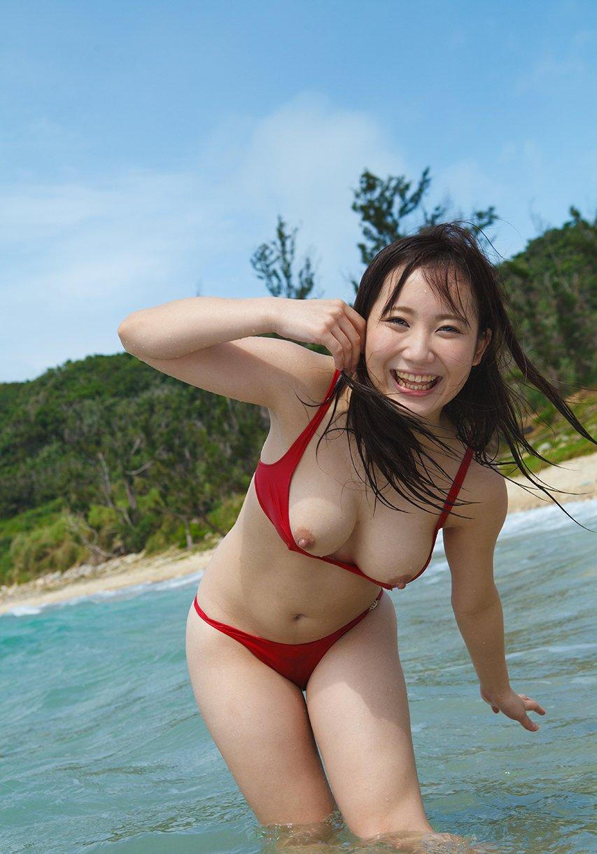 美巨乳美女の妖艶SEX、倉多まお (5)