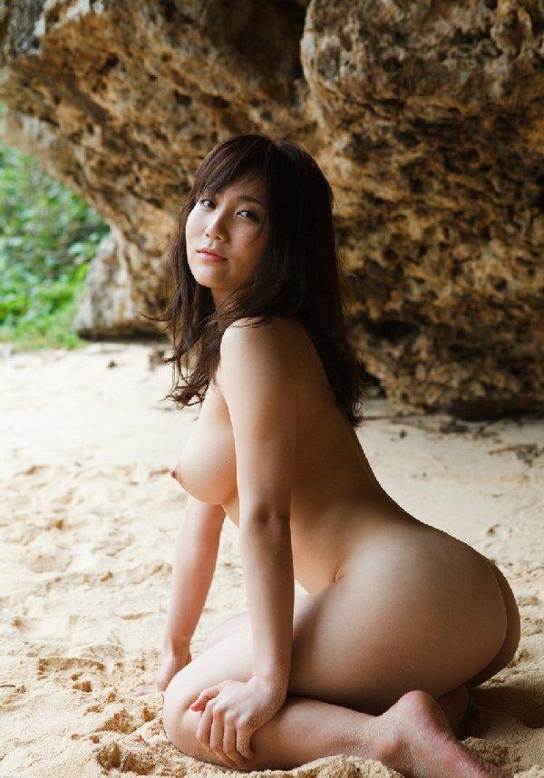 美巨乳美女の妖艶SEX、倉多まお (10)