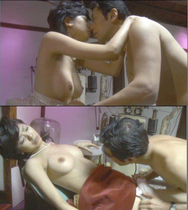 綺麗な女優の大胆な濡れ場シーン (17)