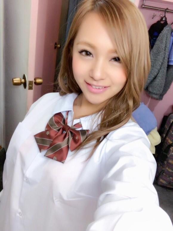 元ヤンのギャルが激しいSEX、冴木エリカ (2)