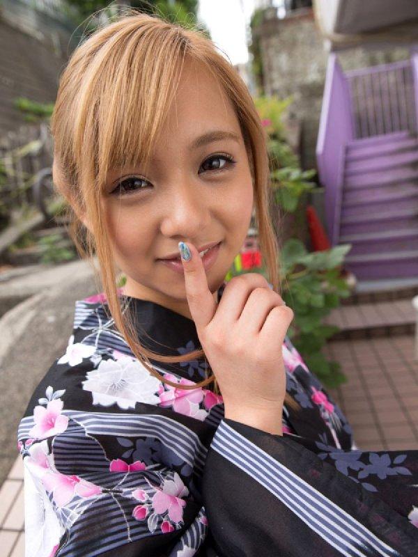 元ヤンのギャルが激しいSEX、冴木エリカ (4)