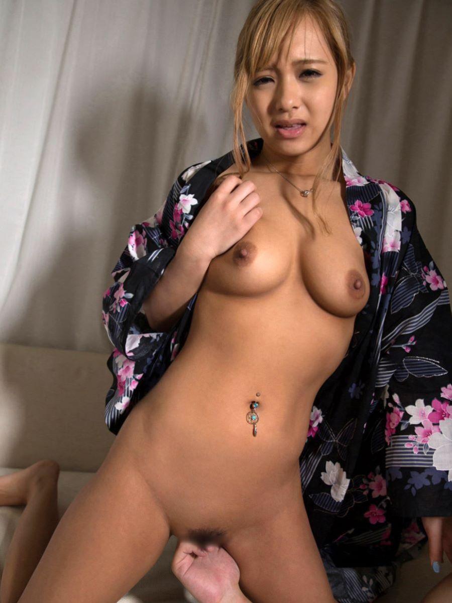 元ヤンのギャルが激しいSEX、冴木エリカ (9)