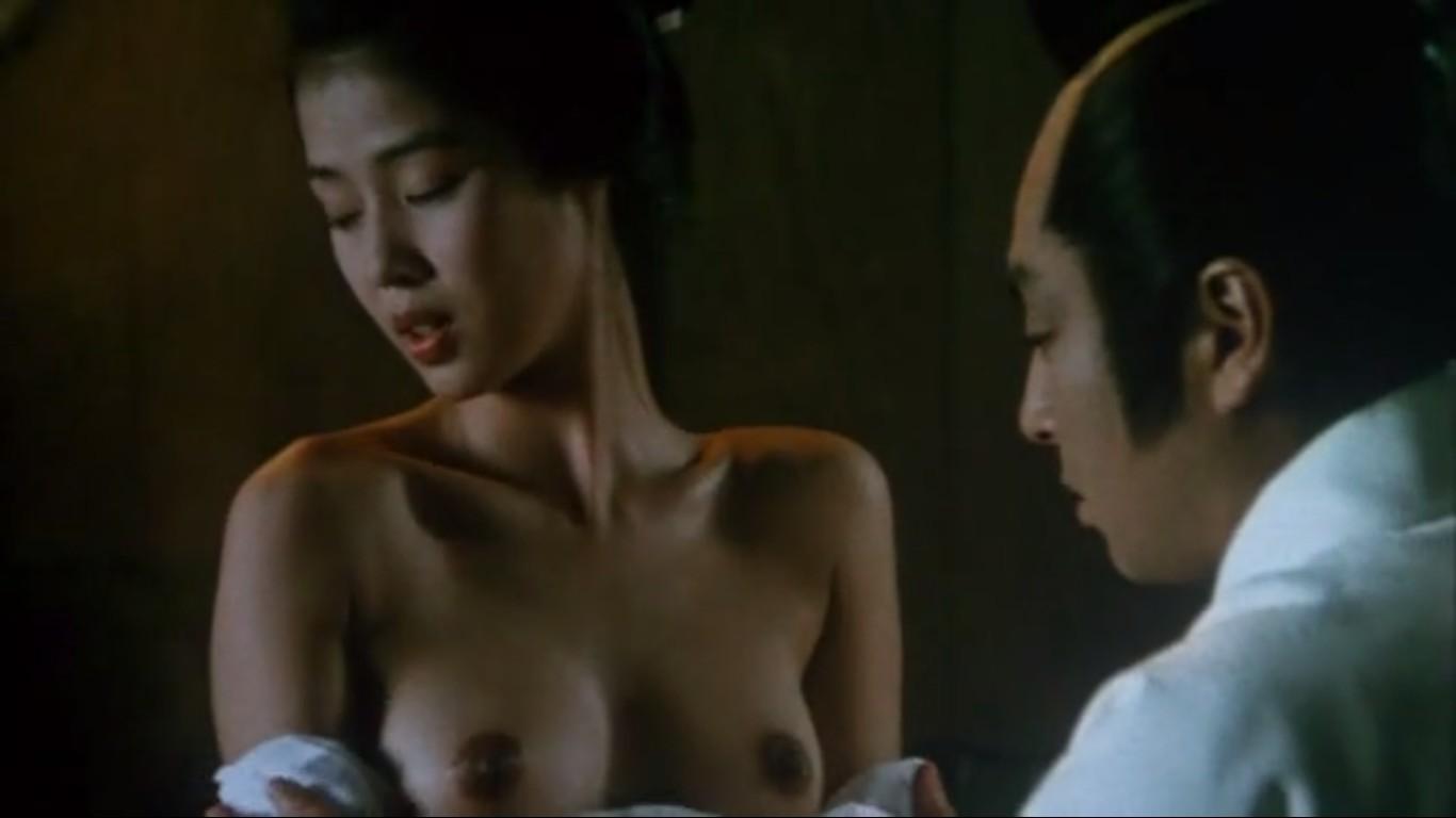女優のベッドシーンがAVよりエロい (10)