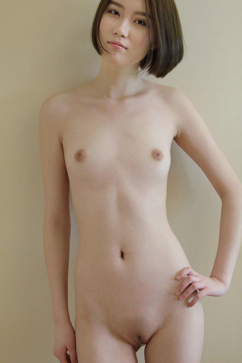 貧乳や微乳の可愛い女の子 (17)