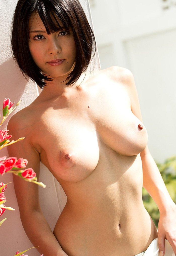 綺麗な巨乳のヌード美人たち (8)