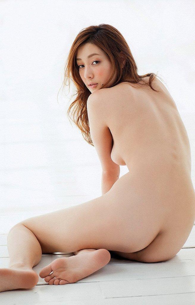 性欲をそそられる綺麗な美尻 (4)