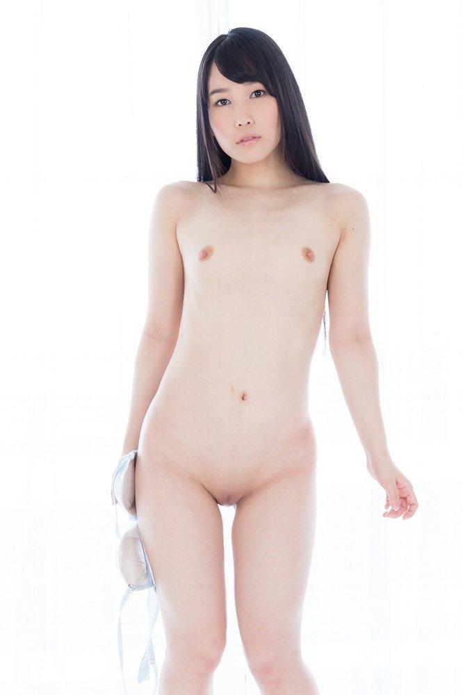 ちっぱい美少女のヌードが可愛い (13)
