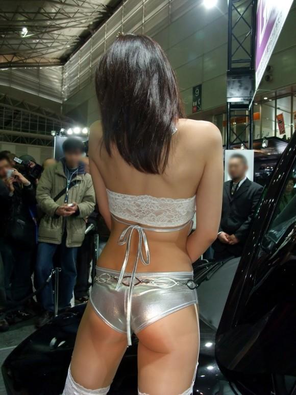 レースクイーンやキャンギャルの露出度高めな衣装 (13)