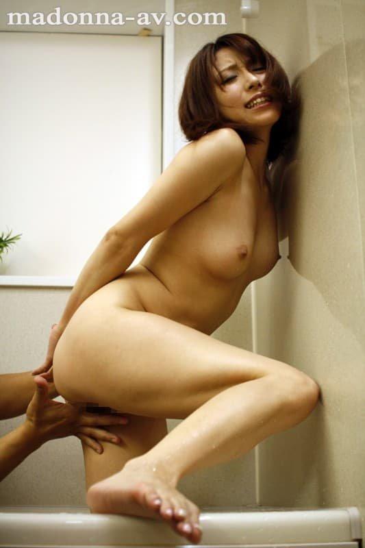 性欲が強い人妻が激しくSEX、白木優子 (14)