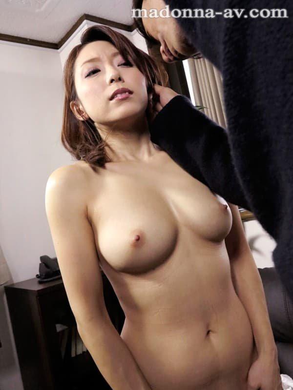 性欲が強い人妻が激しくSEX、白木優子 (18)