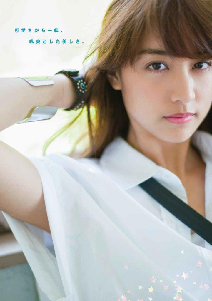 綺麗で可愛い芸能人、山本美月 (2)