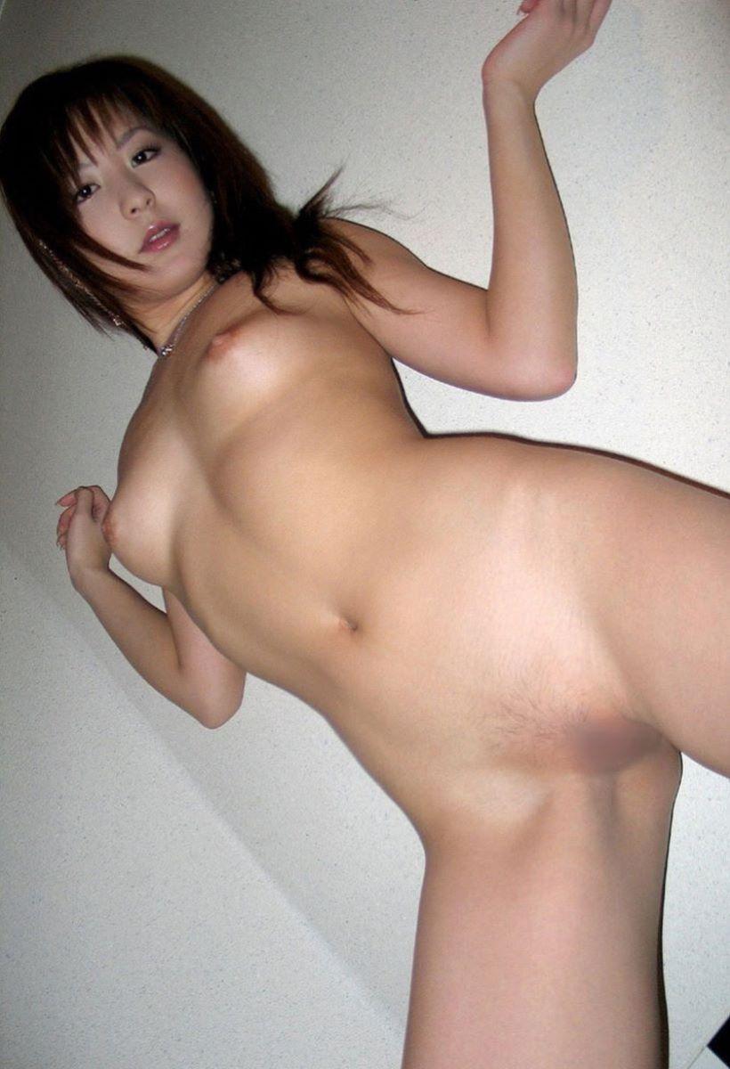 マン毛が薄く生えている女の子 (5)