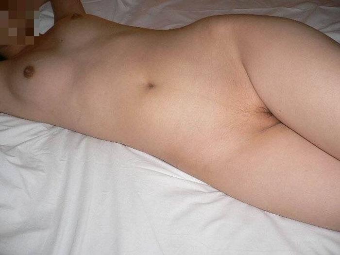 マン毛が薄く生えている女の子 (10)