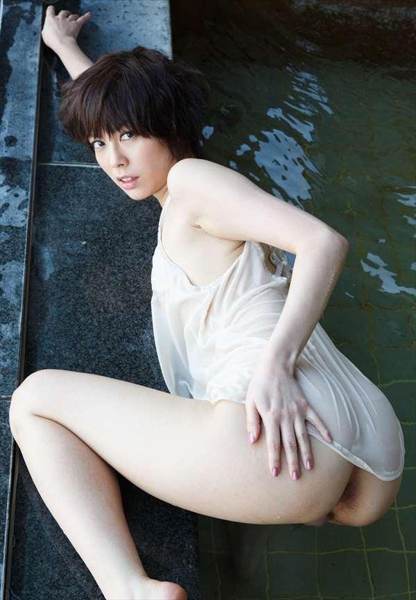 モデルからAV女優になった美女、卯水咲流 (10)