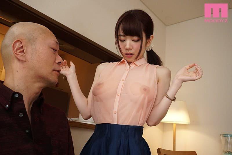 スレンダー美巨乳で濃厚SEX、水卜さくら (7)