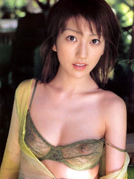 乳首が透けまくりの下着 (6)