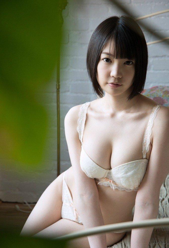 パイパン美少女の豪快SEX、鈴木心春 (4)